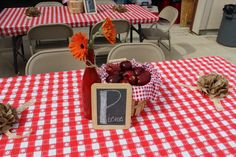 A Picnic Party | Party Ideas | Picnic party decorations ...