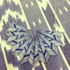 Necklace fun from @Gretchen Diehl
