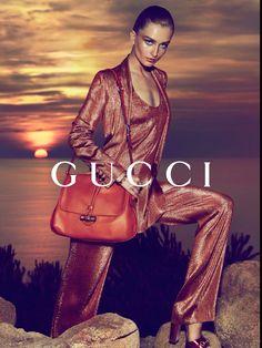 Gucci - Resort 2014 ad campaign