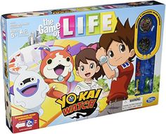 The Game of Life Yokai Watch Edition -- See this great product. Note:It is Affiliate Link to Amazon.