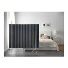 IKEA - IKEA PS 2017, Room divider, The room divider is lightweight and easy to move.The felt accordion design absorbs sound and is ideal for creating rooms within a room.Easy to assemble – no tools required.