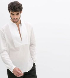 5 Ways to Refresh, Refine and Redefine the White Shirt http://wp.me/pYeKK-1PV