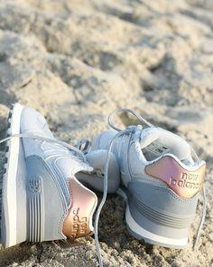 Rose gold New Balance 574 More Size 6 New Balance 574, New Balance Herren Sneaker, New Balance Damen, New Balance Sneakers, New Sneakers, New Balance Shoes, Shoes Nike Adidas, Running Shoes Nike, Dream Shoes