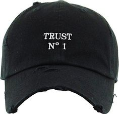 bdfe5fb7aa0 TRUST No1 VINTAGE DISTRESSED DAD HAT. Dad HatsBaseball ...