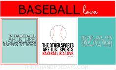 3 #Baseball Printables from www.thirtyhandmadedays.com