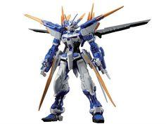 1/100 Gundam Astray Blue Frame D - Gundam: Imported Model Kits 1/100 Master Grade