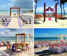 No matter the setup, we want your wedding to be magical!