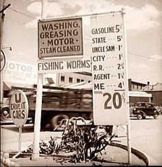 old gas stations 83