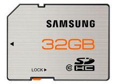 Samsung cria cartão de memória que transfere até 80 MB por segundo