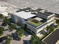 new building of  Al-Awqaf branch in Al Ain city / Abu Dhbi