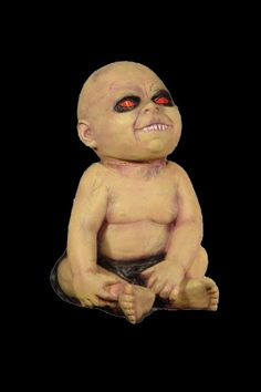 Bring your Halloween decorating ideas to life with the perfect Halloween prop for your haunted house! Easy to set up, this Spinning Head Possessed Baby will . Halloween Home Decor, Halloween House, Spirit Halloween, Halloween Masks, Baby Halloween, Halloween Decorations, Halloween Ideas, Yard Decorations, Halloween Stuff