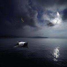 Alastair Magnaldo  - Amazing Surreal Photography by Alastair Magnaldo  <3 <3