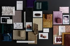 Stockholm Furniture Fair x Lotta Agaton, Interior Design Moodboard Scandinavian Interior Design, Swedish Design, Interior Stylist, Colour Board, Color Trends, Color Inspiration, Interior Architecture, Color Schemes, Colour Combinations