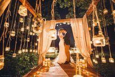 ночная церемония в стиле Рустик - фото 2817253 Arbuzov studio decor
