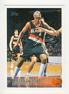 nice Jermaine O'Neal 1996-97 Topps Basketball Rookie Card RC - 167ct Lot - For Sale View more at http://shipperscentral.com/wp/product/jermaine-oneal-1996-97-topps-basketball-rookie-card-rc-167ct-lot-for-sale/
