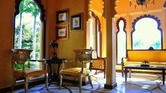Rajputana, Udaipur - A jüSTa Resort - Hotel Lobby