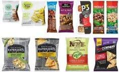 FREE Snack Sample Box after Credit ($9.99 Value!) on http://www.icravefreebies.com/