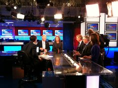 D.Wasserman Schultz This morning, w/ #Stephanopoulous & panel~#ABC's #ThisWeek #GOP #sequester.