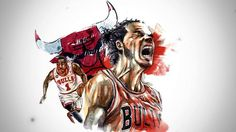 NBA by damien bastelica. This a personal project that illustrate the best players of the NBA ( in my opinion )