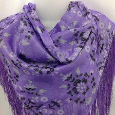 Purple Silk Square Fringe shawl, Christmas gift, Gift for Boss, Festive Fasion Abstract, Piano scarf, Gift for Mom, Holiday gift, by blingscarves. Explore more products on http://blingscarves.etsy.com