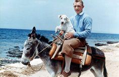 Jean-Pierre Talbot as Tintin