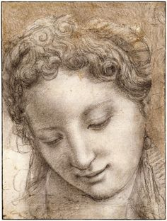 Renaissance Drawings: Sketches by Leonardo, Michelangelo, Raphael Michelangelo, Renaissance Kunst, Renaissance Portraits, Italian Renaissance, Chalk Drawings, Art Drawings, Drawings Of Angels, Figure Drawing, Painting & Drawing
