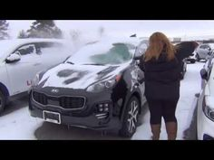 The comes winter ready Kia Sportage, Warm, Winter, Youtube, Winter Time, Youtubers, Youtube Movies