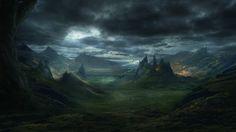 Wasteland by Nicolas Plazannet