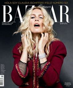 Harper's Bazaar Spain September 2014