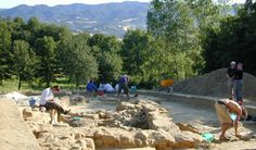 Mugello Valley Archaeological Project and Poggio Colla Field School Home