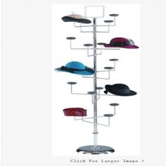 Hat racks, from Jiangxi Yifu Industry Co.,Ltd | Buy display stand Products on Tradebanq.com http://shar.es/IRXof