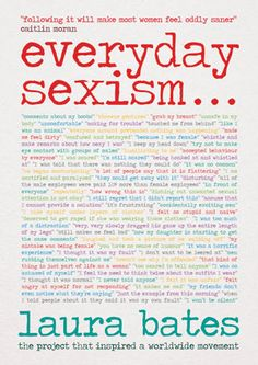 The Everyday Sexism Project exists to catalogue instances of sexism experienced by women on a day to day basis. They might be serious or minor, outrageously offensive or so niggling and normalised that you don't even feel able to protest. Read what others have said. Say as much or as little as you like, use your real name or a pseudonym – it's up to you. By sharing your story you're showing the world that sexism does exist, it is faced by women everyday and it is a valid problem to discuss.