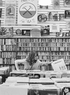 """ for the luv n' feel of vinyl """