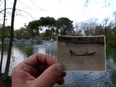 Then & Now Photos by Giuseppe Savini