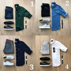 outfit for work – outfit for work – Men's Business Outfits, Business Casual Men, Men Casual, Stylish Mens Outfits, Casual Outfits, Simple Outfits, Outfit Grid, Outfit Work, Formal Men Outfit