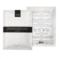 NER:D Skincare Skin Repair Master Mask Pack (3 Masks)