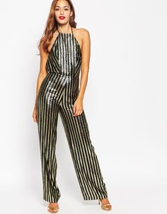 Nothing says 'disco' quite like this ASOS jumpsuit.