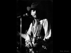 Waylon Jennings in 1978. I thought this was a cowboy Eddie Vedder!