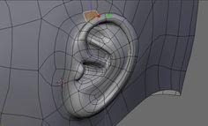 face topology | Thread: BlendLife 2:SpindleRift- Engineer