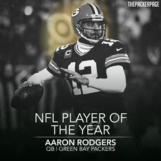 """1,194 Likes, 28 Comments - Green Bay Packers (@thepackerpage) on Instagram: """"Aaron Rodgers; The NFL Player of the Year. Congrats, @aaronrodgers12 #Packers #NFL #ESPYs #GoPackGo…"""""""