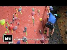 Climbing Expert Advice: Choosing climbing shoes