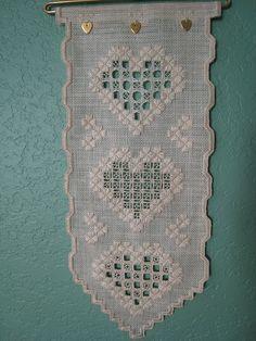 Hardanger Embroidery                                                                                                                                                                                 Mais