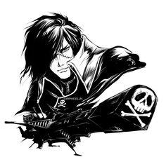 Dear Captain by *orpheelin on deviantART. Her comics are pretty amazing!