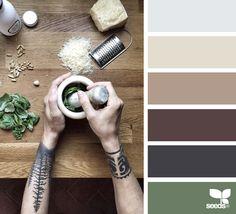 52 Ideas painting palette tattoo design seeds for 2019 Colour Pallette, Colour Schemes, Color Combos, Design Seeds, Pin On, Color Harmony, Color Swatches, Decoration, Halle