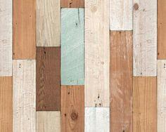 Peel & Stick Wood Pattern Contact Paper [DWP-07 : 50cm(1.64 ft) X 300cm(9.84 ft)] Self-Adhesive Multipurpose Shelf Liner Wood pattern contact paper