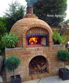 Firebrick ovens
