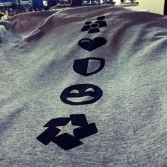 Back spine print on these employee designed shirts for Five Star Denver... What does everyone think of a spine print!? #SKAZMA #fivestar #screenprint #employeedesigns #like #likeforlike #comment #follow #longmont #denver #Colorado #
