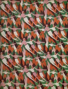 Soviet fabrics of the 1920s and 30s (a word of warning: host site has naughty lady ads below the article)