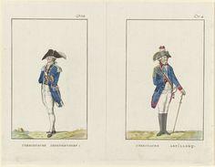 Montering van het Utrechtse Defensiewezen en Artillerie, 1784, anoniem, 1782 - 1784