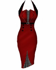 Blueberry Hill Fashions : Rockabilly Bombshell Dresses for the CURVY DIVA